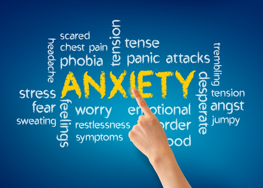 Anxiety Andrew Voigt mental health