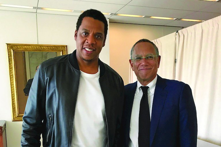 Jay-Z Dean Bouqet New York Times interview pain