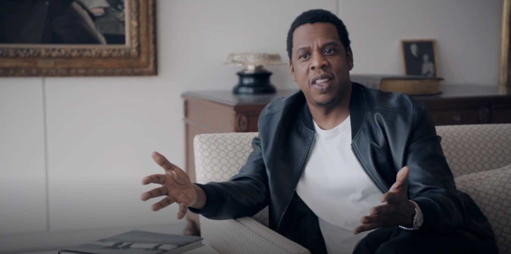 Jay Z Dean Bouqet New York Times Interview lessons from pain