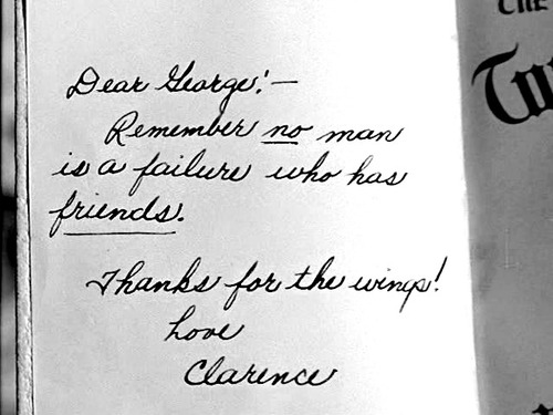 Its A Wonderful Life Quotes community Clarence quote Its a Wonderful Life | Scott Savage Its A Wonderful Life Quotes